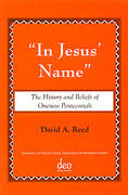 Cover for In Jesus' Name