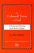 Cover for The Unheard Voice of God
