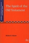 Cover for Spirit of the Old Testament
