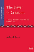 Cover for The Days of Creation