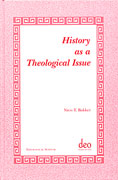 Cover for History as a Theological Issue