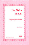 Cover for The Point of it All