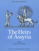 Cover for The Heirs of Assyria
