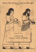 Cover image for A Survey of Neo-Elamite History By M. Waters