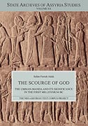 Cover image for The Scourge of God: The Umman-manda and Its Significance in the First Millennium BC By Selim Adali