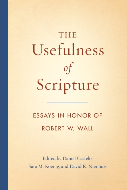 Cover for The Usefulness of Scripture