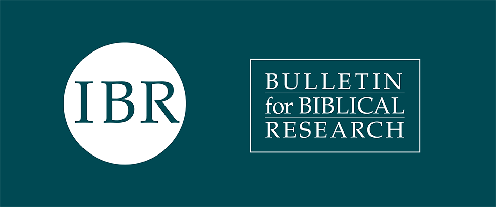 Bulletin for Biblical Research